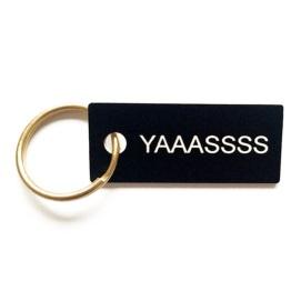 YAS Key Tag